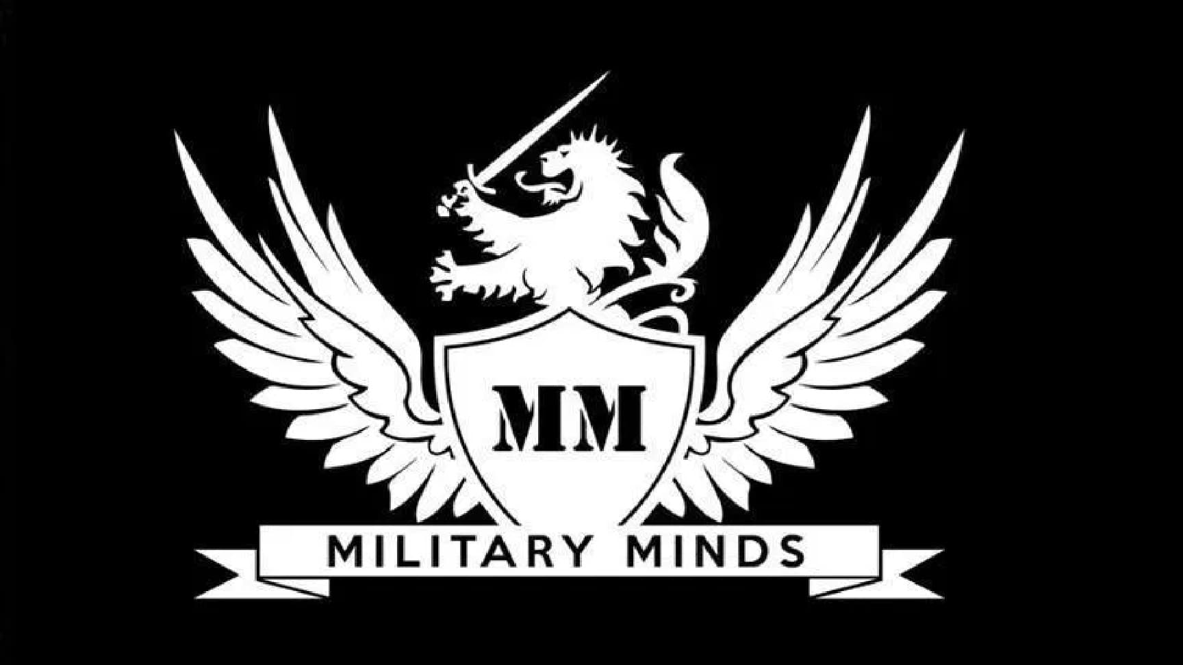 Military Minds Logo